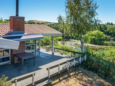 Photo for Fantastic holiday Holiday Home near Knebel with free WiFi