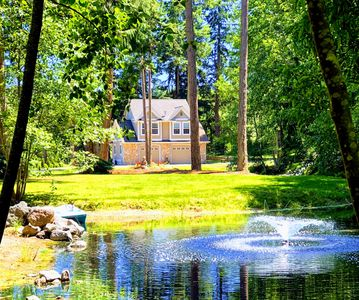 Photo for Blue Heron Roost - A Vegan Cottage Retreat