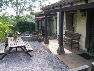 Photo for Self catering La Riguera for 3 people