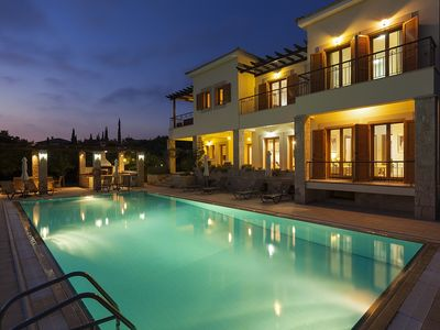 Photo for Aphrodite Hills 5 Bedroom Villa - Charmaine - Free WiFi