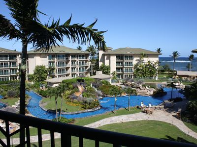 Photo for Top Floor Penthouse Ocean & Pool View 2 Cal King Beds Best Reviews In Waipouli