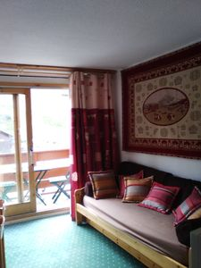 Photo for Méribel Mottaret apartment at the foot of the slopes - 4 people