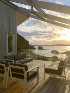 Photo for BRAND NEW luxury bach with beach access
