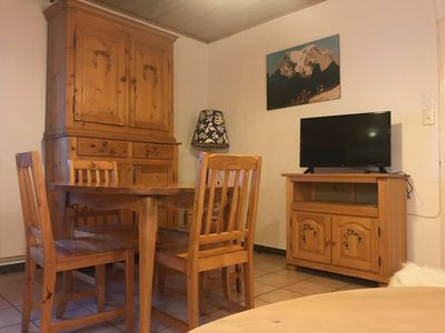 Photo for Apartment 4 people at the foot of the slopes