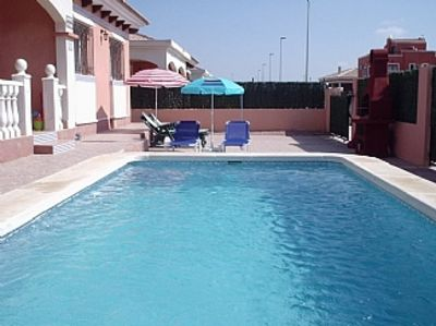 Photo for Villa Gemini - Detached Villa With Private Pool & WIFI