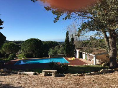 Photo for Xaras: Relax and enjoy a delightful country villa in the Natural Park of Sintra