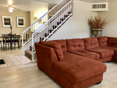 Photo for Spacious Townhome - Conveniently Located Minutes to Las Vegas Strip & Airport