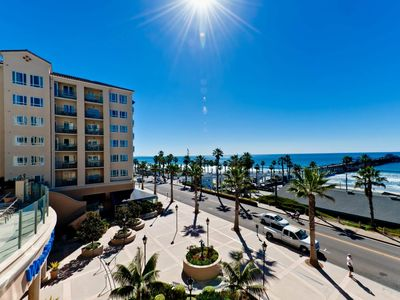 Photo for Perfect 2019 Holiday @ Oceanside Resort Dec 22-28 (850 square feet)