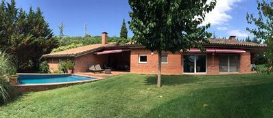 Photo for Cingles de Moianes - Country house with pool for 6 people