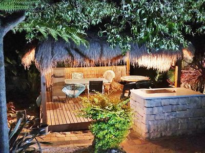 Photo for ***BOOK /BALI HUT/ WATER VIEWS/WIFI/FROM ONE NIGHT/NEARLY 24 HOUR SELF CHECK IN