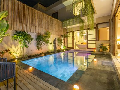 Photo for 2 Bedroom Beautiful Bali Villa in Legian