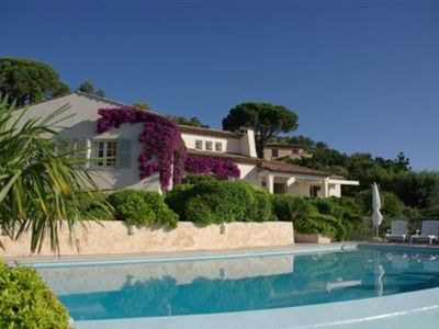 Photo for VERY BEAUTIFUL VILLA WITH EXCEPTIONAL SEA VIEW !!! FREE WIFI