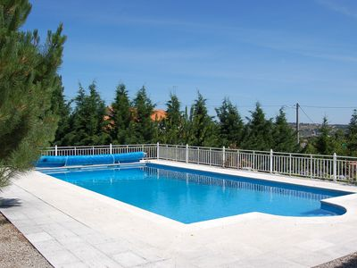 Photo for Homerez last minute deal - Amazing house with swimming-pool