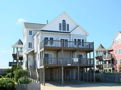 Photo for Silver Lining: 10 BR / 11 BA house in Kill Devil Hills, Sleeps 20