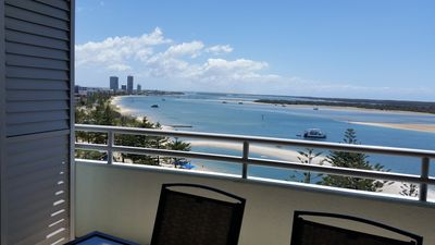 Photo for Grand Hotel Gold Coast Ocean View Apartment by owner