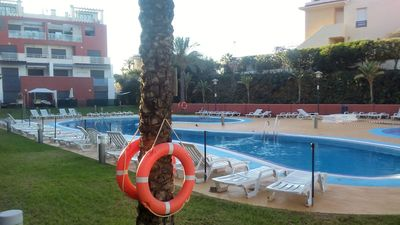 Photo for * NEW * Costa Rey Apartments. 100 meters from the beach