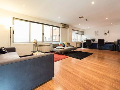 Photo for Modern and quiet loft in the center of Chueca