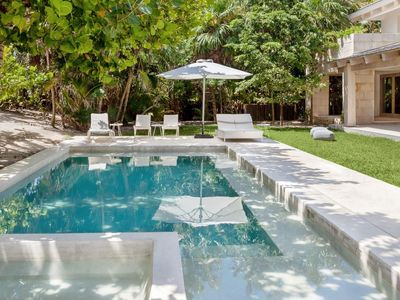 Photo for Modern familie residence with private pool, wi fi, modern amenities