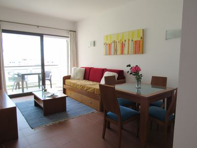 Photo for Excellent apartment in Albufeifa sea view, Pool, WIFI. AC