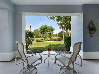 Photo for Reunion Condo with 3 En Suite Bedrooms, Full Kitchen, Access to 5 on-site Pools, minutes from Disney!!