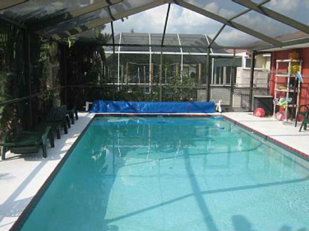 Pet friendly waterfront 3 br home w pool f homeaway - Pet friendly cottages with swimming pool ...