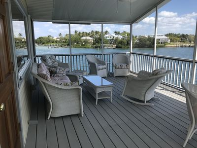 Photo for Boca Grande Bayou Boat House in the Historic District with Dock