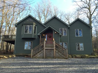 Photo for Spacious 4 Bdrm,  4 Bthrm Home At Wintergreen Resort, Rent 4 nights get 5th free