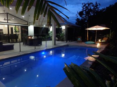 """Photo for Complete privacy Relax@PalmCove""""HEATED POOL""""Family"""