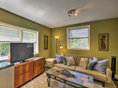 Photo for Charming Franklin Apartment w/Yard & Fire Pit!