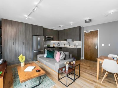 Photo for Cozy South Park Studio, near Caltrain & South Park by Blueground