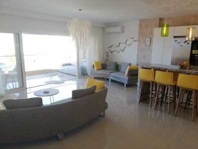 Photo for W Apartment, New Modern and Trendy Seaview Apartment