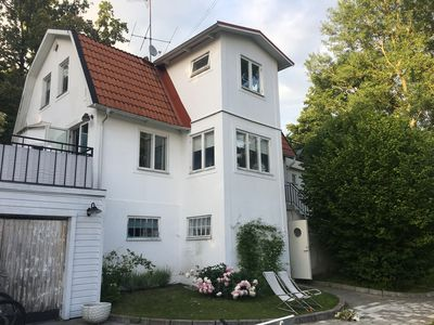 Photo for Lovely family friendly villa close to a lake and Stockholm City