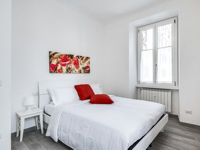 Photo for Lovely 2 beds flat 10 minutes from Piazza Venezia