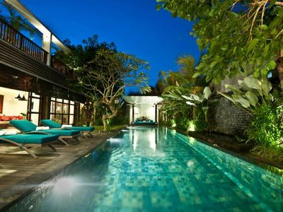 Photo for 5BR Villa Vacation Rental in Legian, Bali