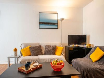 Photo for Apartment Armorial in Deauville-Trouville - 2 persons, 1 bedrooms