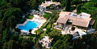 Photo for 6bd villa  on the Mediterranean Sea, featured in James Bond film