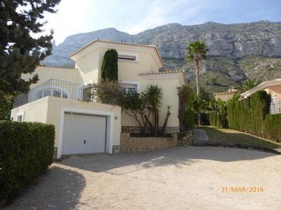 Photo for Holiday house Dénia for 1 - 6 persons with 2 bedrooms - Villa