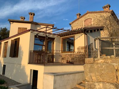 Photo for Beautiful luxury country house in the heart of Catalonia