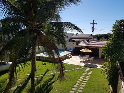 Photo for Beautiful and Large House in Praia Seca