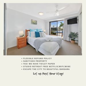 Photo for ❤️Doctors/Medical Staff❤️Home Away From Home❤️Coral Sands Studio Retreat❤️FREE W