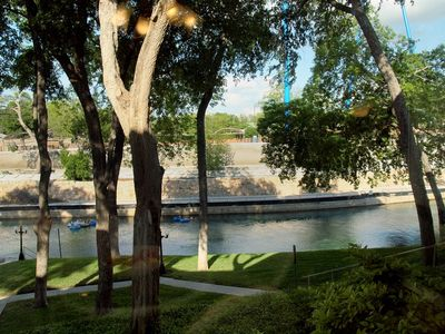 Photo for Remarkable views along the Comal River!