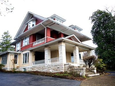 Photo for Large Historic House Circa 1910, 7 Bedrooms, 1.5 Miles From Neyland Stadium