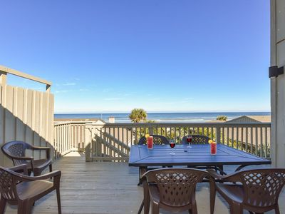 Photo for Sunny Daze Townhome at Sea Dunes B6 - 3 Bedroom / 3 Bath Ocean View