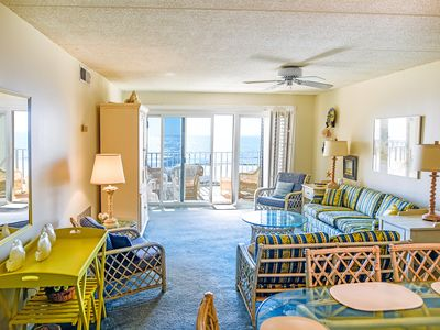 Photo for Amelia South L-4 Oceanfront Condo