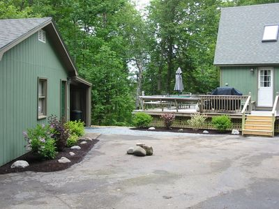 Spruce Lodge at Hadley Point Has New Landscaping!
