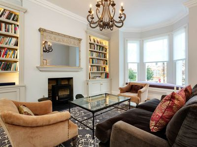 Photo for Elegant 3 bed home in Balham, 15 minutes from London Bridge. Sleeps 6 (Veeve)