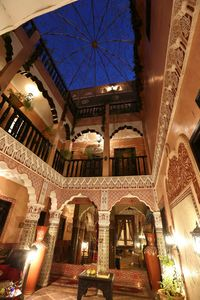 Photo for Beautiful traditional riad in the most beautiful area of Medina