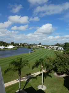 Photo for Spectacular Sunset Waterfront Golf Course Views  Penthouse. Discount for 90+ day