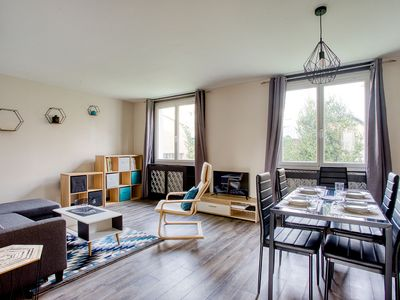 Photo for 1BR Apartment Vacation Rental in Nantes