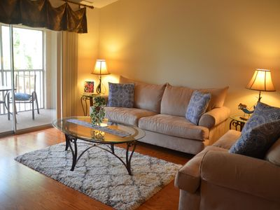 Photo for GREAT SEASONAL RATES!  Spend winter in lovely Kings Lake, NAPLES!
